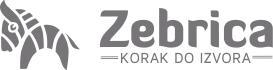 Zebrica – korak do izvora